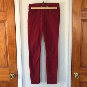 J Brand Maria High Rise Skinny Jeans Size 26